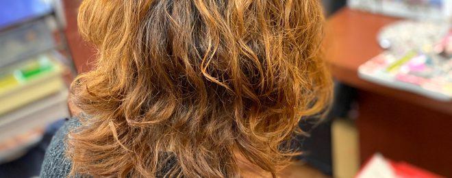 ご来店の時の髪の毛の状態